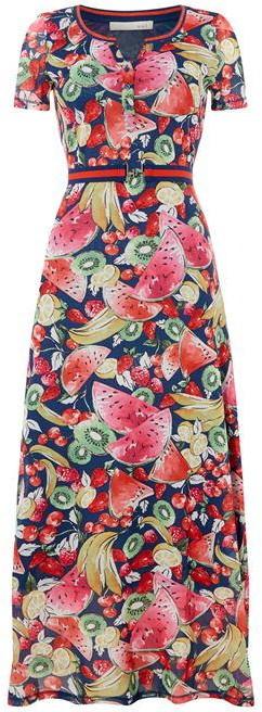 Oui Fruit Dress