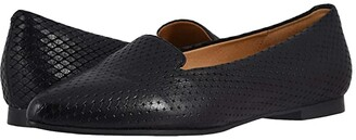 Trotters Harlowe (Black Diamond) Women's Flat Shoes