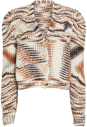 Ulla Johnson Greta Marled Cardigan