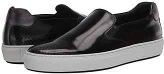HUGO BOSS Mirage Slip-On Sneaker by BOSS (Black) Men's Shoes