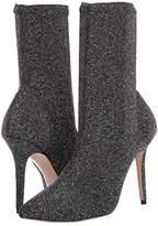 Tony Bianco Davis (Black Stretch Glitter) Women's Boots