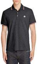 Moncler Tipped Regular Fit Polo Shirt