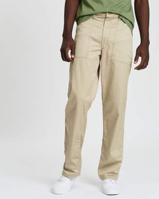 Loose Fit Fatigue Pants