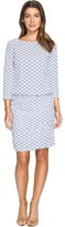 Hatley Boat Neck Ruched Dress Women's Dress