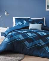 Victoria Classics Cody Reversible 5 Piece King Comforter Set