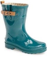 Chooka Women's 'Top Solid Mid Height' Rain Boot