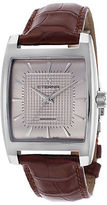 Eterna 7711.41.31.1178 Men's Madison Mechanical Brown Genuine Alligator