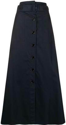 MM6 MAISON MARGIELA Belted Full Skirt