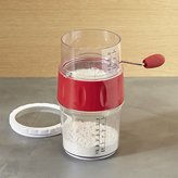 Crate & Barrel 3-Cup Measuring Flour Sifter