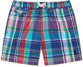 Polo Ralph Lauren Checked Swim Shorts