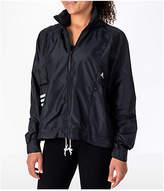 adidas Women's Athletics ID Windbreaker Jacket, Black