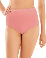 Bali Full-Cut-Fit Women`s Stretch Cotton Brief - Best-Seller, 2324
