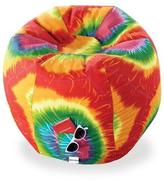Boscoman Round-Shaped Tie-dye Look Beanbag Chair