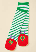 Out of Print In an Appetite Spot Socks in L