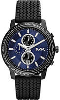 Michael Kors Granger Tire-Strap Black Watch