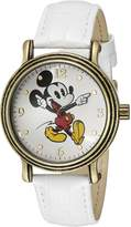 Disney Women's W001871 Mickey Mouse Analog Display Quartz Watch