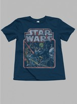 Junk Food Clothing Toddler Boys Star Wars Tee-new Navy-2t
