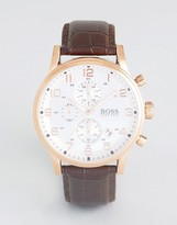 BOSS 1512519 Brown Chronograph Watch