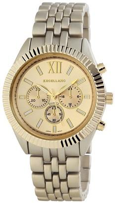 Excellanc Women's Quartz Watch 152004000051 with Metal Strap