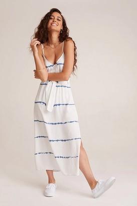 Bella Dahl Smocked Waist Maxi Dress - Small