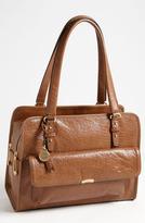 T Tahari 'Joy' Double Compartment Shoulder Bag