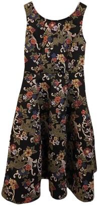 VIVETTA Black Polyester Dresses