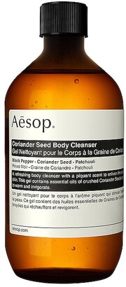 Aesop Coriander Seed Body Cleanser 500ml Refill with Screw Cap