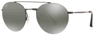 Maui Jim Unisex Peles Hair Polarized Sunglasses, MJ000610