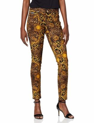 Versace Women's Lady Trouser Skinny Jeans