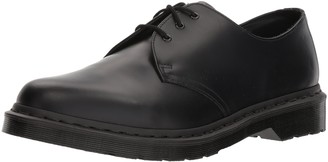 Dr. Martens 1461 Mono Smooth Black Unisex Adults Derby