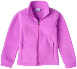 Columbia Girls 4-16 Three Lakes Lightweight Fleece Jacket