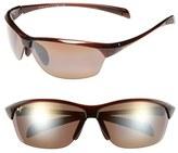Maui Jim Women's 'Hot Sands' 71Mm Sunglasses - Blue/ Neutral