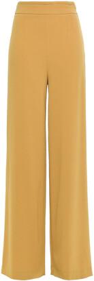 Chalayan Satin-crepe Wide-leg Pants