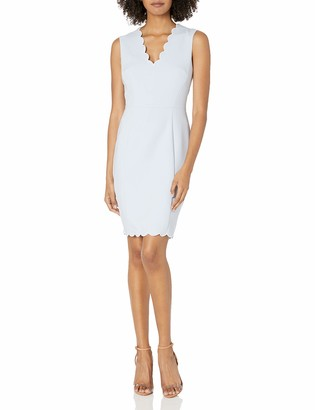 French Connection Women's Whisper Light Solid Mini Dress