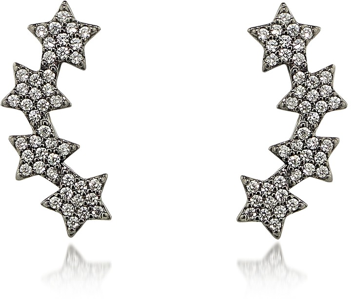 FEDERICA TOSI Lobo Multi Stars Earrings