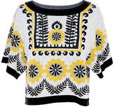 Temperley London Makani Knit T-Shirt