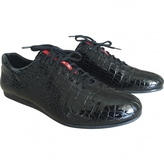Prada Patent leather low trainers
