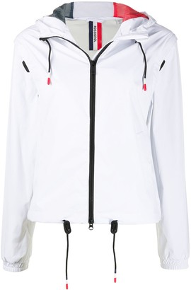 Rossignol hooded windbreaker jacket