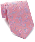 tommy hilfiger silk floating pines tie