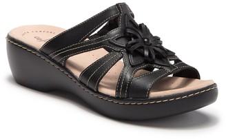 Clarks Delana Venna Sandal - Wide Width Available