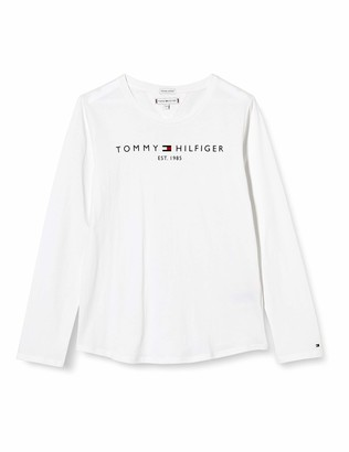 Tommy Hilfiger Girl's Essential TEE L/S Shirt