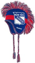 Reebok Youth New York Rangers Mohawk Knit Cap