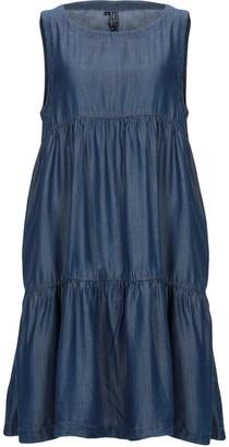 European Culture AVANTGAR DENIM by Short dresses - Item 34985932ES