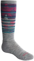 Smartwool Slopestyle Lincoln Loop Socks - Merino Wool, Over the Calf (For Little and Big Kids)