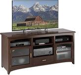 Asstd National Brand Carson 60 Storage TV Bench