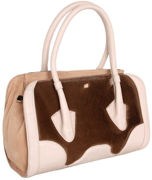 Pour La Victoire Butler Duffle (Natural) - Bags and Luggage
