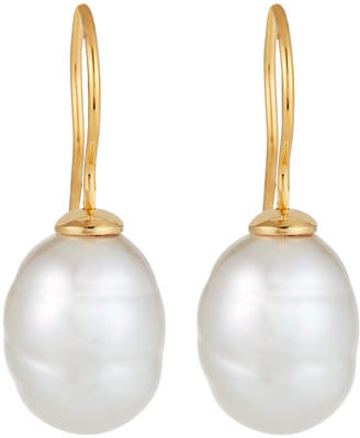 Majorica Baroque Pearl Drop Earrings, 12mm