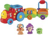 Fisher-Price Laugh & Learn Puppy's Learning Train