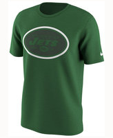 Nike Men's New York Jets Color Rush Travel T-Shirt