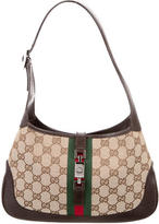 Gucci Small GG Web Jackie Bag